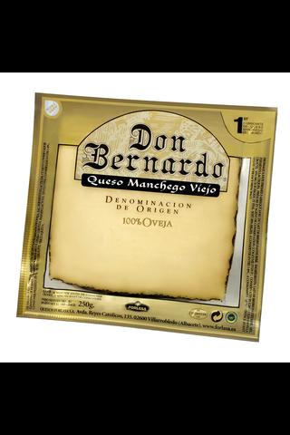 Don Bernardo 250g Forlasa Manchego juusto