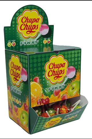 Chupa Chups 12g Fruit hedelmätikkari