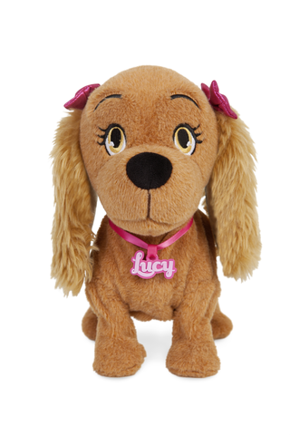 Club Petz Lucy koira laulava tanssiva lelu