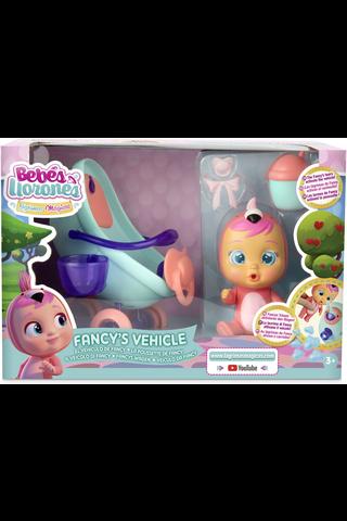 Cry Babies magic tears rattaat