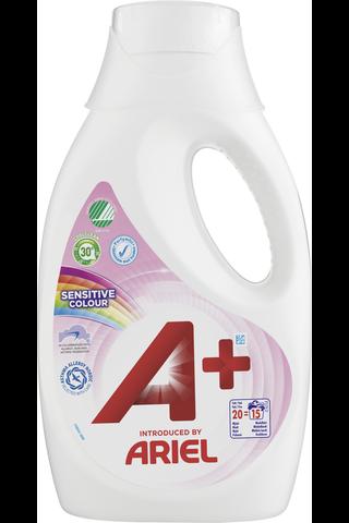 A+ Ariel 900ml Sensitive Color pyykinpesuneste