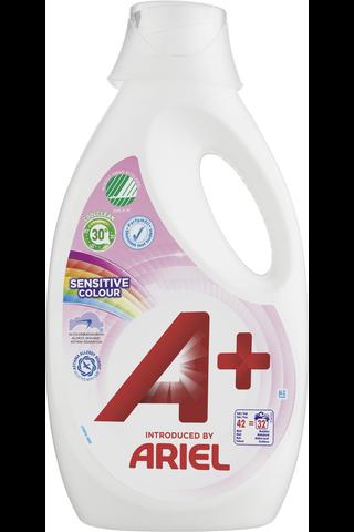 A+ Ariel 1890ml Sensitive Color pyykinpesuneste