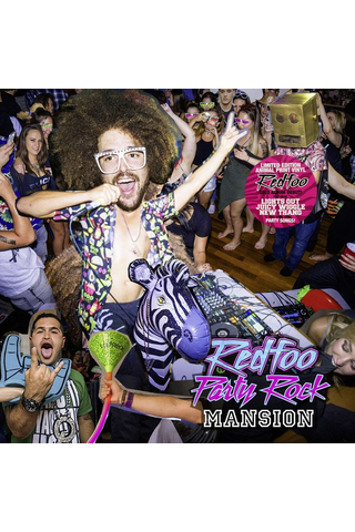 Redfoo:party Rock Mansion