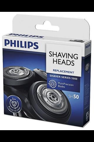 Philips vaihtoterät SH50/50