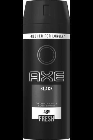 Axe  150 ML Black Deo Spray