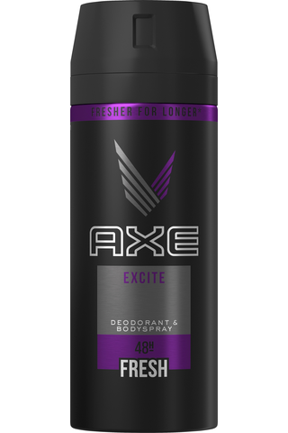 Axe  150 ML Excite Deo Spray