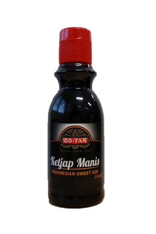 Go-Tan 215ml Ketjap Manis Indonesian Sweet Soy makea soijakastike