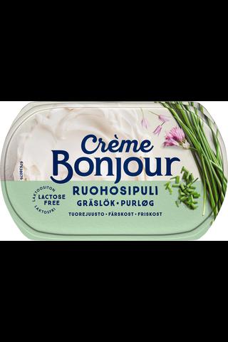 Creme Bonjour 200g Ruohosipuli tuorejuusto laktoositon