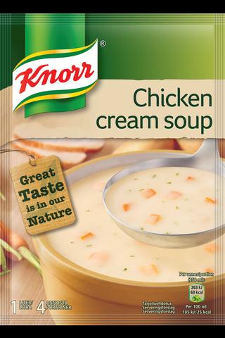 Knorr Keittoaines Suurustettu kanakeitto 61 g
