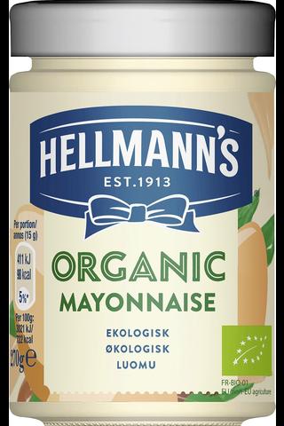 Hellmann's  270 g Luomu Majoneesi