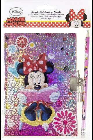 Disney päiväkirja lukolla lyijykynä