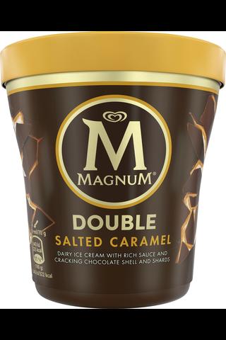 Magnum 440ml/310g Double Salted Caramel jäätelö