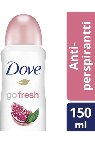Dove 150ml Pomegranate antiperspirantti deodorantti spray