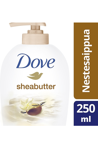 Dove 250ml Shea Butter nestesaippua