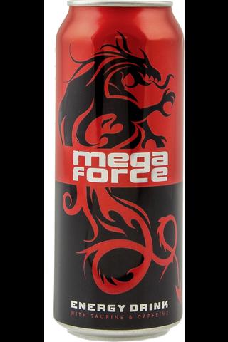 Megaforce 0,5l energy drink energiajuoma