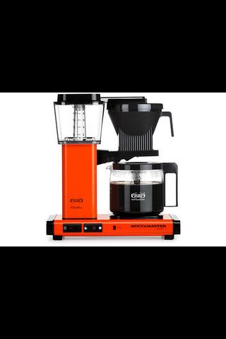 Moccamaster KBGC982 AO kahvinkeitin oranssi