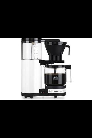 Moccamaster 89163 CD AO kahvinkeitin valkoinen