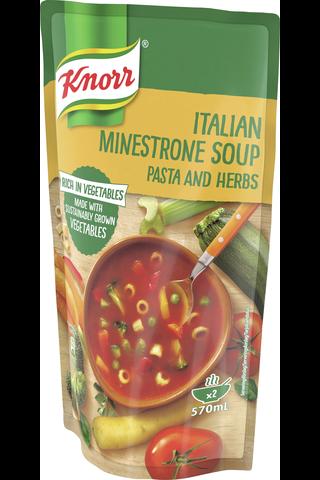 Knorr Italialainen minestronekeitto 570 ml
