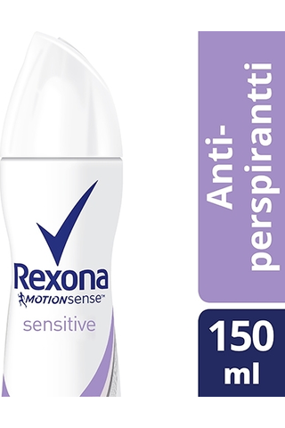 Rexona 150ml Sensitive deodorantti spray