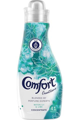 Comfort Huuhteluaine Creations Water Lily & Lime 750 ml
