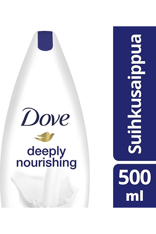 Dove 500ml Deeply Nourishing suihkusaippua