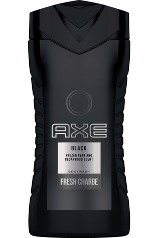 Axe 250ml Black suihkugeeli