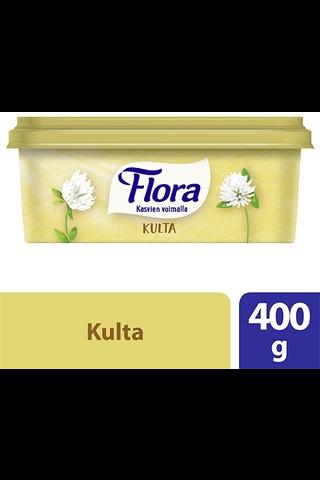 Flora 400g Kulta 80% margariini