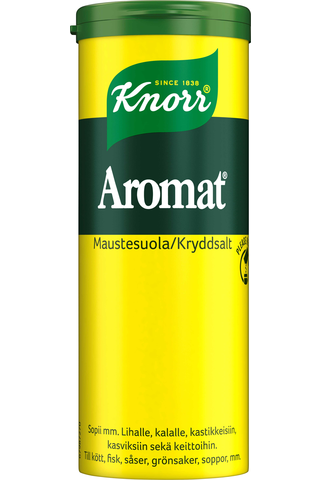 Knorr Aromat 90g Maustesuola sirotin