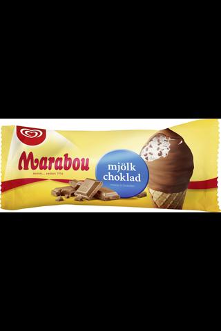 GB Glace 160ML / 100g jäätelötuutti Marabou