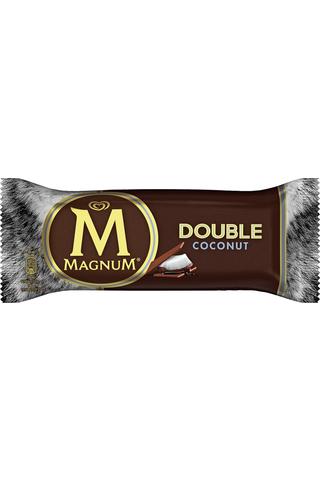 Magnum 88ml Double Coconut