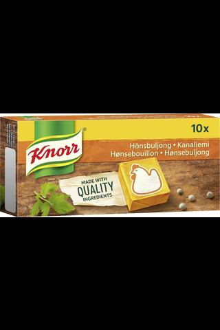 Knorr Liemikuutio Kana 10x10g