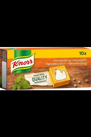 Knorr 10x10g Kanaliemikuutio