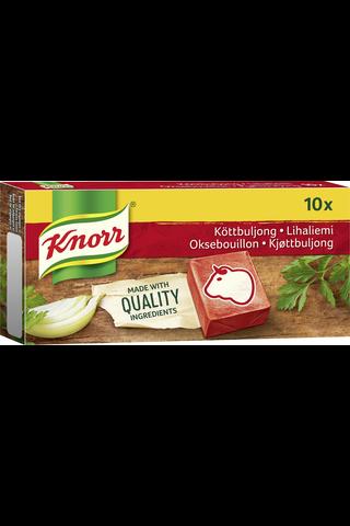 Knorr 10x10g Lihaliemikuutio