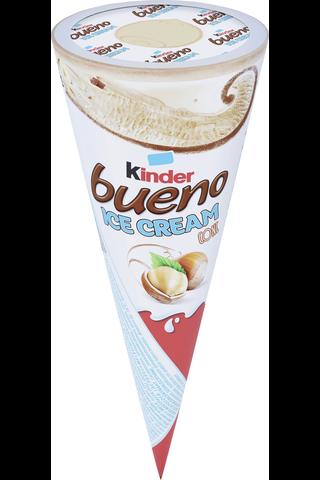 Kinder 90ml/60g Bueno jäätelötuutti