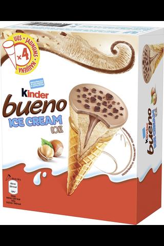 Kinder 360ml/240g Bueno jäätelötuutti 4-pack