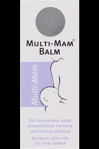 Multi-Mam 30ml Balm rinnanpäiden hoitovoide