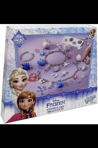 Disney Frozen rannekorusetti askarteluun