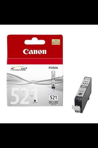 Canon CLI-521 mustepatruuna harmaa