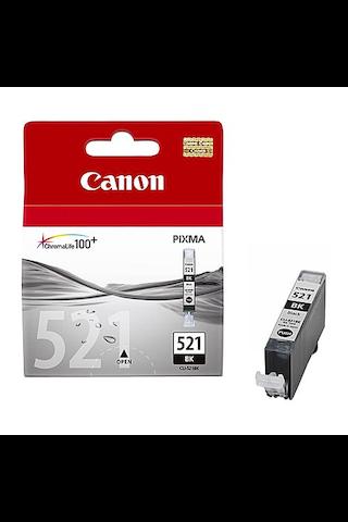 Canon CLI-521 mustepatruuna musta