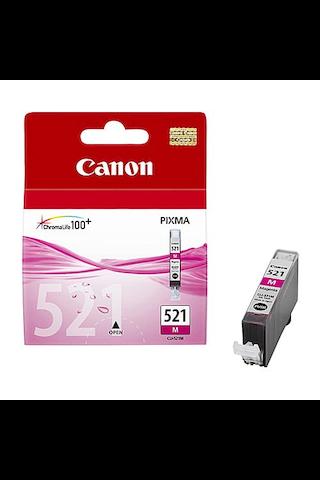 Canon CLI-521 mustepatruuna magenta