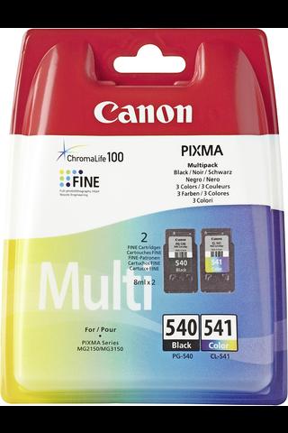Canon PG-540/CL-541 monipakkaus musta