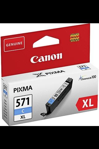Canon CLI-571XL mustesäiliö syaani