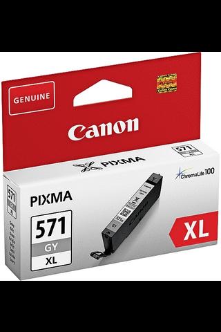 Canon CLI-571XL mustesäiliö harmaa