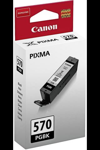 Canon PGI-570 PGBK mustesäiliö musta