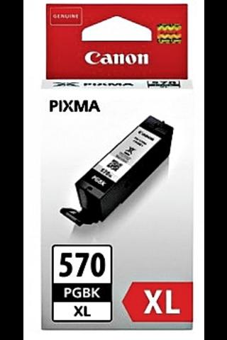 Canon PGI-570XL mustesäiliö musta