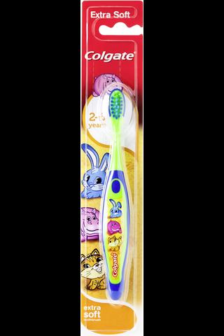 Colgate 2-6 vuotta hammasharja