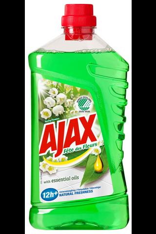 Ajax Fête des Fleurs Spring Flowers yleispuhdistusaine 1000ml