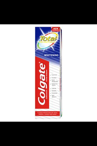 Colgate 75ml Total Whitening hammastahna