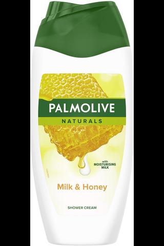 Palmolive Naturals Milk & Honey suihkusaippua 250ml