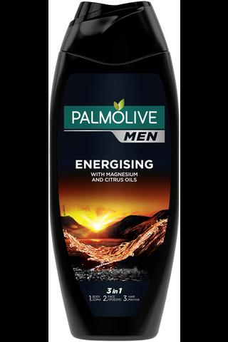 Palmolive Men Energising 3in1 suihkusaippua 500ml